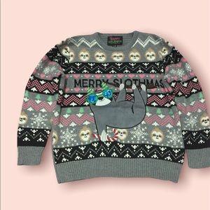 Urban Heritage Christmas Sweater size Large
